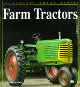 Farm Tractors Enthusiast Color Series Morland Andrew Used Good Book