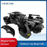 118 2.4g Batmobile Car Model Remote Control Cars Sports Rc Cars Vehicle Toy