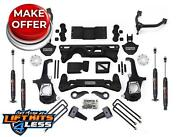 Readylift 44-3070 7-8 Lift Kit With Sst3000 Shocks For 11-18 Gm 2500hd/3500hd