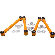 Heavy Duty Adjustable 4 X Front Control Arms 0-6 Lift For 1994-2009 Ram 2500