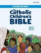 Catholic Childrenand039s Bible Activity Booklet By Joanna Dailey Brand New