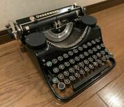 Underwood Portable Typewriter Fast Free Shipping From Japan With Tracking453nn