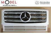 Mercedes-benz Genuine Front Grill 4638800323 For G-class W463 G500 G550 G55 Amg
