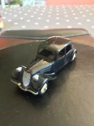 Dinky Toy Tractions 11 Bl Meccano