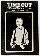 Martin Sharp Skinhead Boy Mike Cairn Ruskin Clothing Label Time Out Magazine Vtg