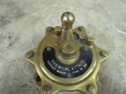 Vintage Rare 1946 Chemical Attack Contact Maker Type M-xiii