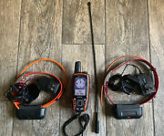 Garmin Astro 320 Gps Dog Tracking Training System With 2 Dc40 Collars