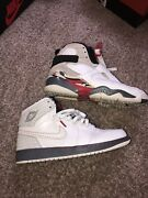2012 Bugs Bunny Pack. Jordan 1s Size 9 And Jordan 8s Size 9 Condition 8.5 And 9