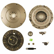 For Chevy And Gmc Full-size 6.5l Turbo Diesel Nv4500 Oem Clutch Flywheel Kit Tcp
