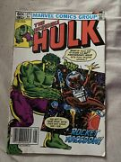 The Incredible Hulk 271 May 1982, Marvel 1st Edition Official 1982 Print..