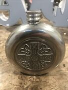 Hector Russell Kiltmaker Group Scottish Bagpipe Flask
