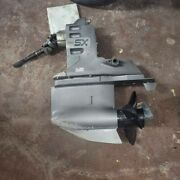 Oem Volvo Penta Outdrive Sx 3868035 Freshwater Used Low Hours 1.85 Ratio