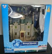 Sealed Complete Haunted Mansion Monorail Playset Disney World New El47