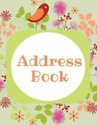 Address Book Contact Logbook To Record Details Of Family By Graceland Journals