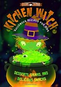 Kitchen Witch Halloween Recipes For Kids By Russell Dorn Brand New