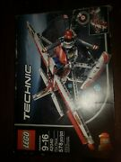 Lego 42040 Fire Plane-new In Opened Box
