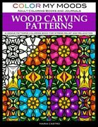 Adult Coloring Book Wood Carving Patterns Coloring Book By Maria Castro New