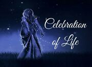 Celebration Of Life Guest Book For Funeral - 104 Pages - By Mahtava Journals