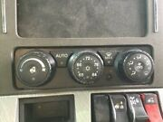 2015 Kenworth T680 Heater And Ac Temp Control 3 Knob 5 Button