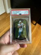 🔥justin Herbert 2020 Panini Prizm Silver Prizm Rookie Auto Chargers Read🏈