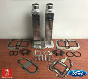 Ford Oem 11-16 F-450 Super Duty 6.7l-v8 Egr-cooler Bc3z9v425a Cooler And Gaskets