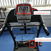 General Treadmill Controller Main Board With Dashboard Display 180v Accessories