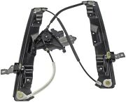 Power Window Motor And Regulator Assembly Front Left Fits 03-05 Lincoln Aviator