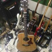 Taylor 210ce Acoustic Electric Guitar Perfect Packing From Japan