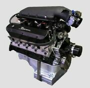 Turnkey 347 Small Block Ford Crate Engine 500hp Fox Body Mustang Holley Efi