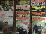 Small Arms Review Magazine Year 2001 Complete Set