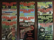 Small Arms Review Magazine Year 2002 Complete Set