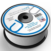Diamondcord 164 Feet By 3.2mm Unbreakable Gas Engine Pull Starter Recoil Cord
