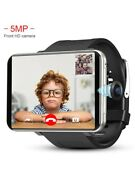 Lemfo Lem T 4g 2.86 Inch Screen New Smart Watch Android 7.1 3gb 32 Gb 5mp Camera