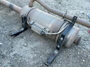 Used 09 Kenworth T600 Dpf Cat C15 Exhaust Shipped 740c08254a0036 29636