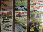 Small Arms Review Magazine Year 2003 Complete Set