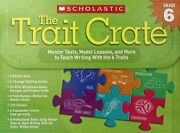 Trait Crate Grade 6 Mentor Texts Model Lessons And By Ruth Culham Mint