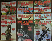 Small Arms Review Magazine Year 2007 Complete Set
