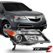 Direct Fit 07-09 Acura Mdx W/o Afs Factory Style Replacement Headlight Right Rh