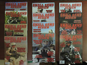 Small Arms Review Magazine Year 2008 Complete Set