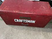 Vintage Snap-on Tools 24 Flip Front 3 Drawer Tool Box