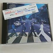 The Beatles Abbey Road Cd Rare Fast Free Shipping Fr Japan With Tracking 503nn