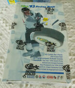 1993 Hockey Draft Trading Cards 10 Cards Per Pack 150 Card Set Factory Sealed