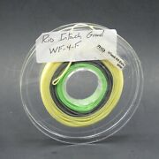 Rio Intouch Grand Wf-4-f Fly Line.