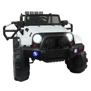 Safety 12v Battery Electric Remote Control Car Kids Toddler Ride On Cars Toy