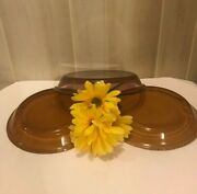 Lot Of 3 Vintage Pie Plates, Anchor Hocking 460, Fire King 460, Pyrex 209, Amber