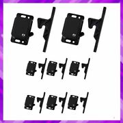 Cabinet Door Latch Drawer Rv Latches Pull Force Holder Camper Pack Of 8 Mellyk