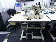 Yamato Industrial Hemming Machine Fully Auto Lift Trim Vc-2700 Fully Serviced