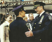 Tom Selleck Authentic Signed 8x10 Photo   Great Pose Blue Bloods   To Chris