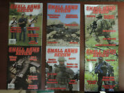 Small Arms Review Magazine Year 2012 Complete Set