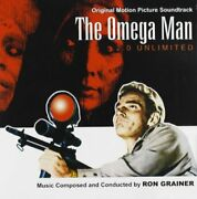 Ron Grainer - Omega Man 2.0 Unlimited - Cd - Excellent Condition - Rare